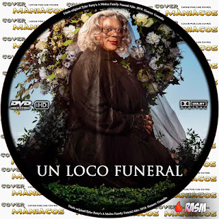 GALLETA UN LOCO FUNERAL - TYLER PERRY´S A MADEA FAMILY FUNERAL - 2019 [COVER DVD]