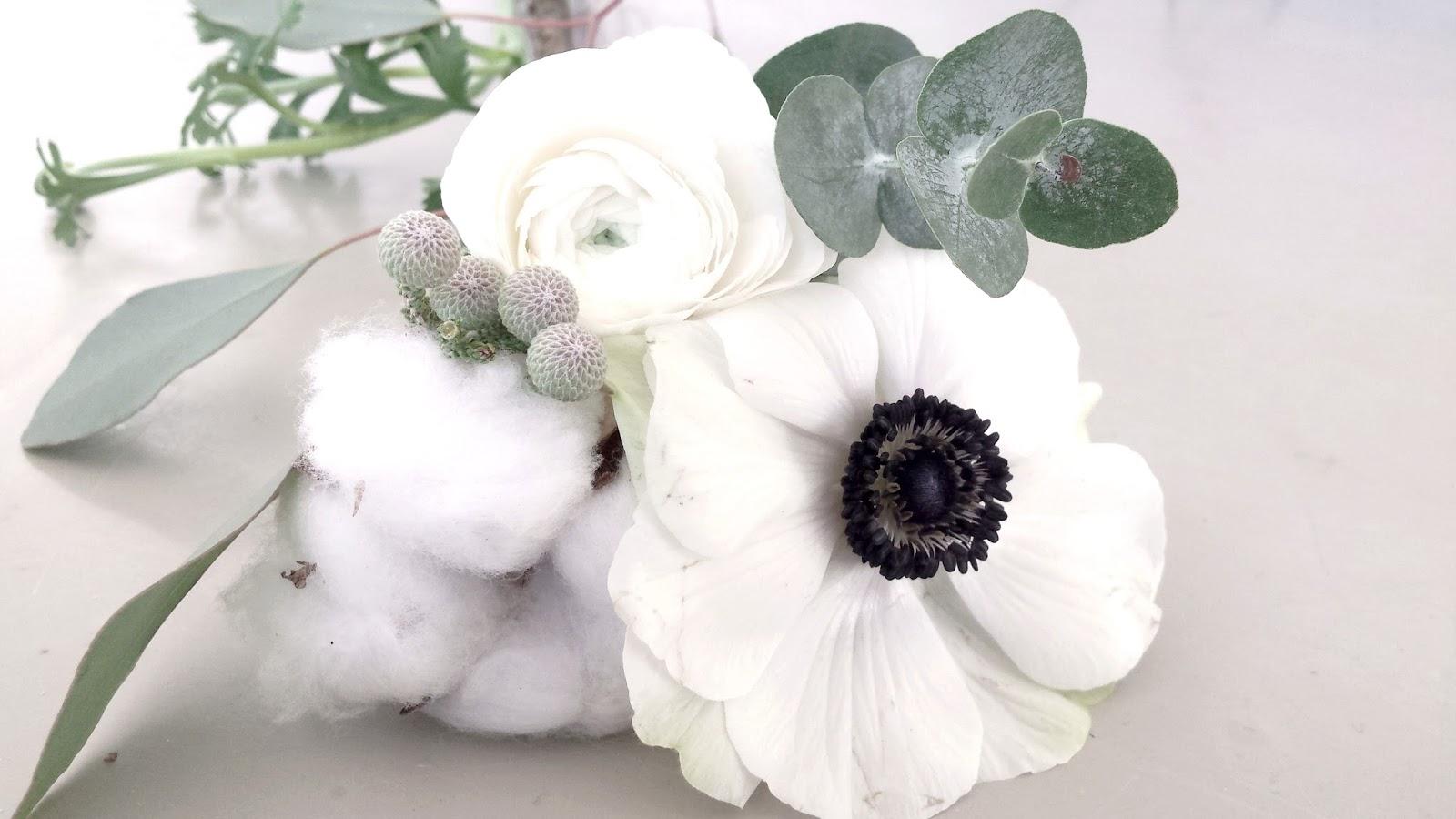 la petite boutique de fleurs mariage d 39 hiver pour marion et xavier douceur de fleurs blanches. Black Bedroom Furniture Sets. Home Design Ideas