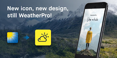 WeatherPro (Premium) APK For Android