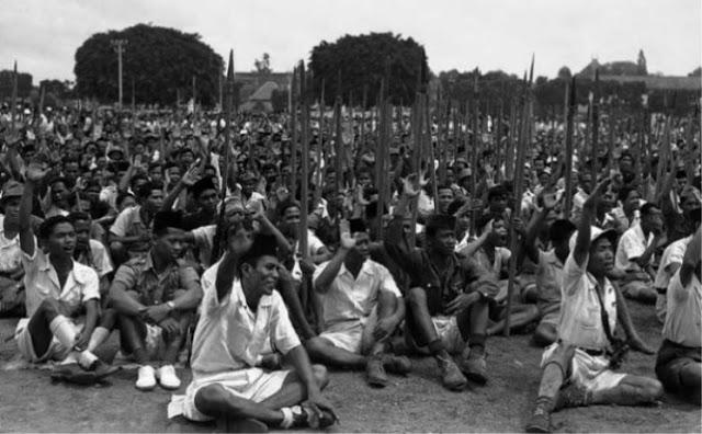 Demonstrasi tahun 1918