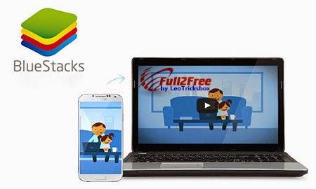 BlueStacks 0.9.2.4061 + Mod + Root + SD Card