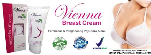 Cream Pembesar dan Pengencang Payudara Paling Ampuh dan Cepat Terdaftar BPOM