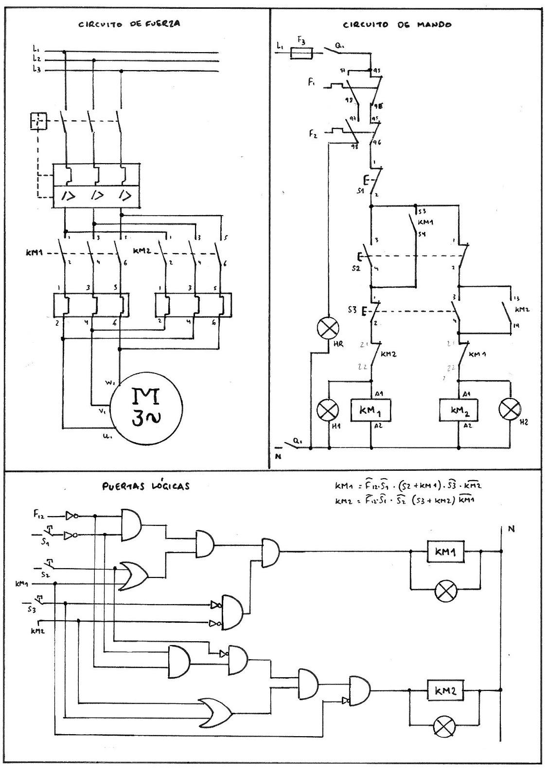 Practica 3 3 Inversion Giro Motor Iii Asincrono