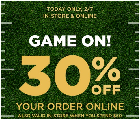 Old Navy 30% Off Discount Promo Code