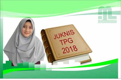 Juknis TPG 2018