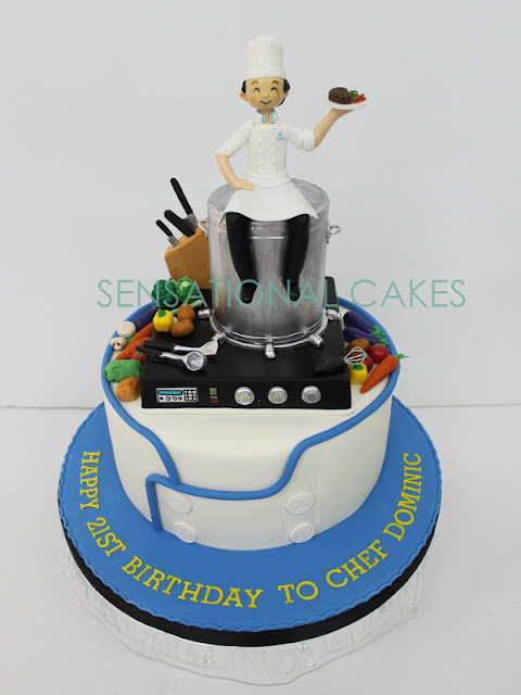 cooking theme cake singapore