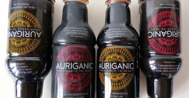 Auriganic Juices - The Veracious Vegan