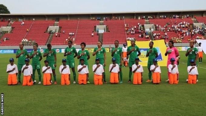 African women's champions Nigeria demand full bonus payments