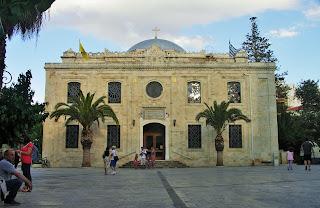 Kreta, Heraklion, Iraklion, Kościół Agios Titos