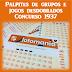 Palpites lotomania 1937 grupos e jogos desdobrados