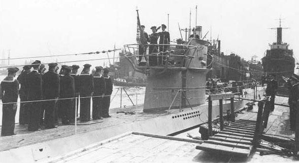 U-701, 16 July 1941 worldwartwo.filminspector.com