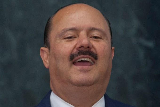 PGR solicita a la Interpol emitir ficha roja para detener a César Duarte