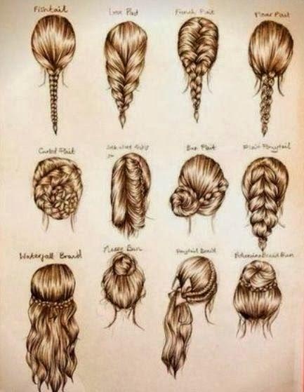 coiffure facile a faire a la maison | lannaginasisi web