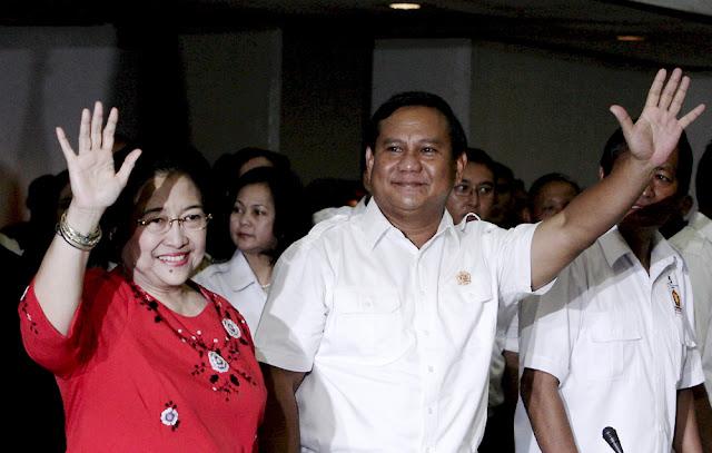 Kenapa Saat Prabowo Cawapres Megawati Isu HAM Tidak Muncul?