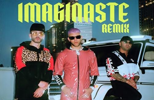 Jhay Cortez & Wisin & Yandel - Imaginaste (Remix)