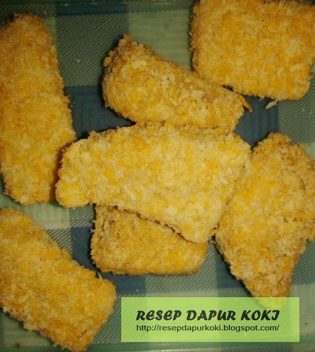 Nugget Ayam Tahu: Resep Cara Membuat Nugget Tahu, Ayam, Tempe Dan Sayur Enak