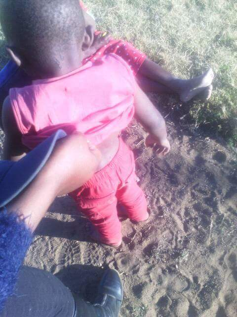 See what a woman did to her 5-year-old son because he tore her couch (photos)