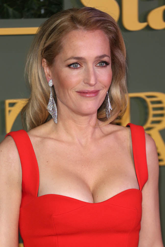 gillian anderson - photo #1