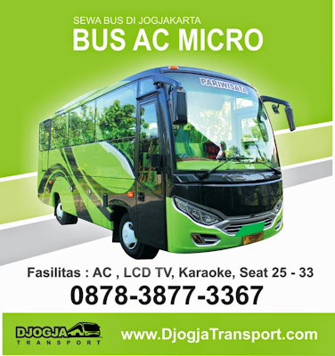 gambar bus mikro di Jogja transport