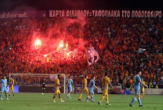 LIVE: ΑΠΟΕΛ 1-0 ASTANA «Λύτρωση με Cazu»