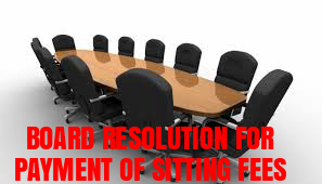Board-Resolution-for-Payment-of-Sitting-Fees