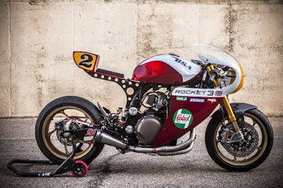Triumph Legend TT 900 Rocket by XTR Pepo