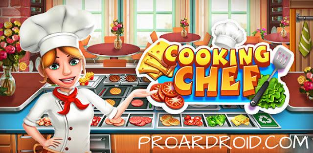 تحميل لعبة Cooking Chef v10.7.3968 مهكرة للاندرويد (اخر تحديث) logo