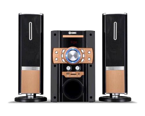 Speaker Aktif GMC 885S Bluetooth Terbaru