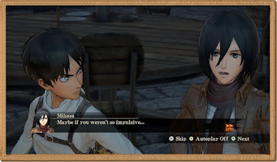 Attack on Titan Wings of Freedom Free Download Games