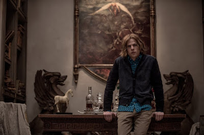 Jesse Eisenberg Lex Luthor with hair Batman v Superman Dawn of Justice poster wallpaper image picture screensaver