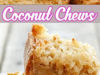 Coconut Chews - Dessert Recipes