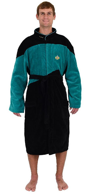Startrek Bathrobe