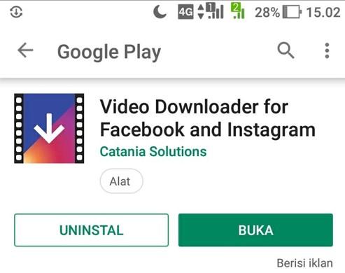 4 Aplikasi Download Video Di Facebook Dengan Mudah Dan Cara Menggunakannya