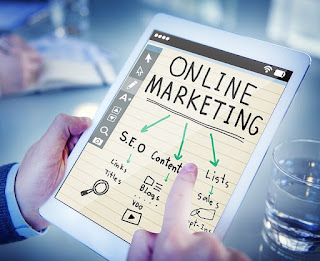 strategi pemasaran marketing online