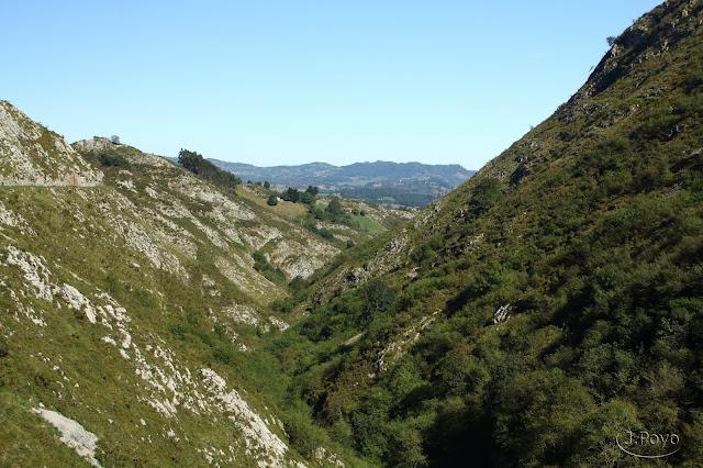 Ruta de las Foces del Río Pendón, Asturias