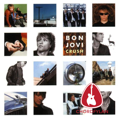 Lirik dan chord Thank You For Loving Me - Bon Jovi