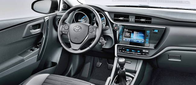 2018 Toyota Auris Review