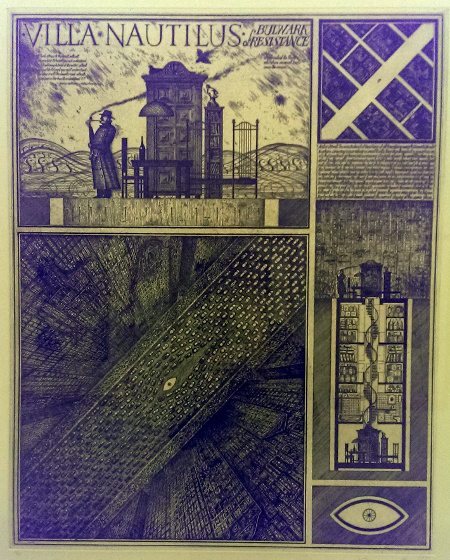 London notes: Brodsky Utkin drawings at the Tate Modern