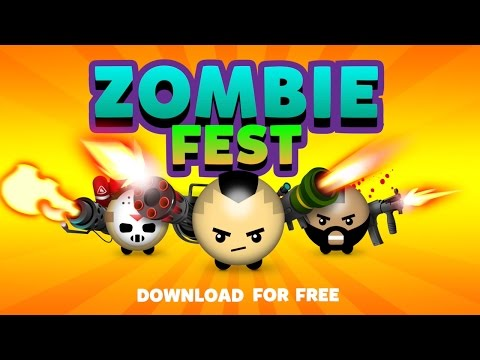 Zombie Fest Shooter Game v1.0.5 Apk Mod