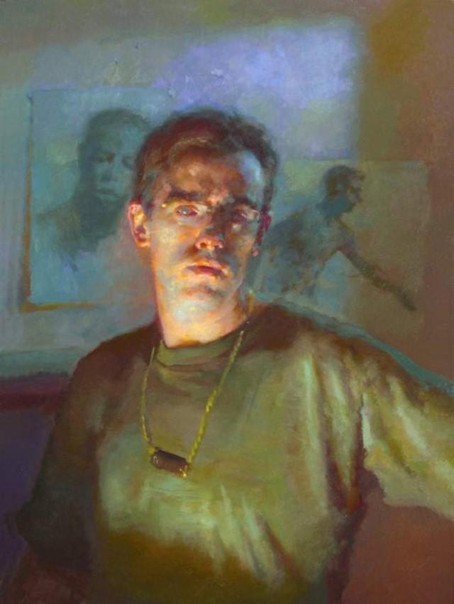 Современные художники Америки. Dan Thompson 8