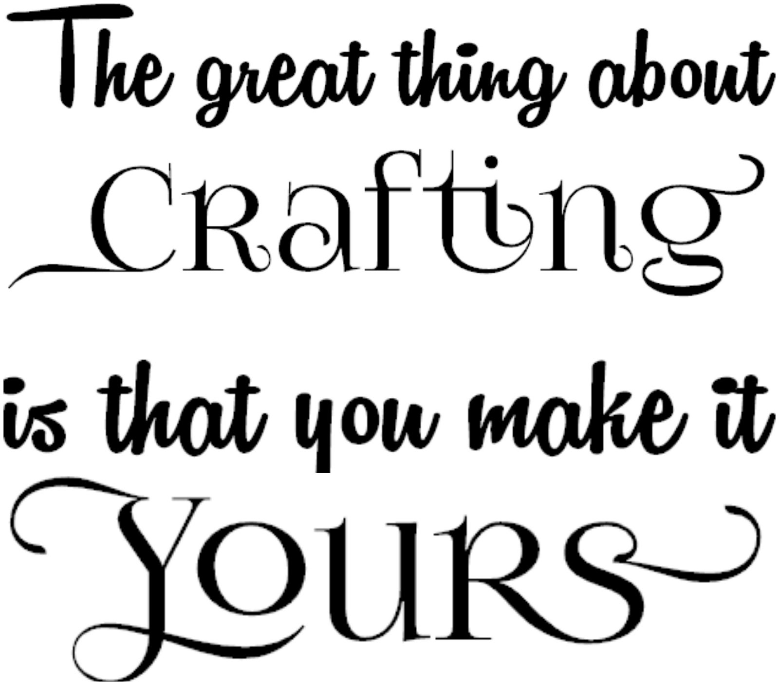 Crafty And Crazy Q A Crafter S Essentials