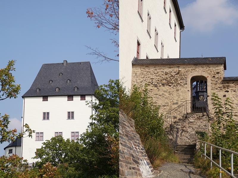 Schloss Burgk, Thüringen // Burgk Castle, Germany