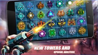 Tower Defense: Invasion Apk High Damage