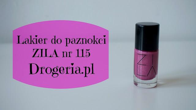 RECENZJA: Lakier do paznokci ZILA | Drogeria.pl
