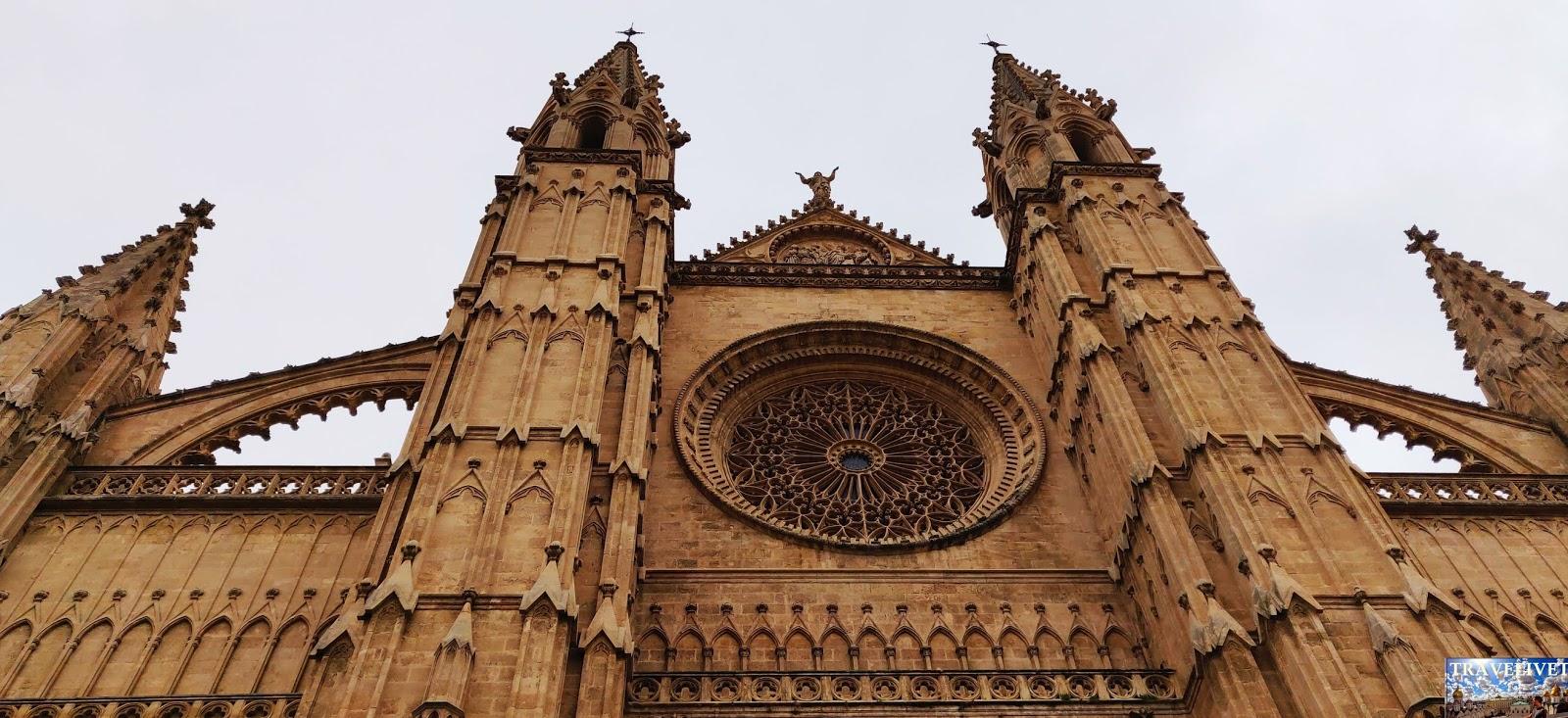 Espagne Palma de Majorque Cathédrale