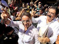 HONDURAS: LES DEUX CANDIDATS AUX ÉLECTIONS PRÉSIDENTIELLES SE DISENT VICTORIEUX