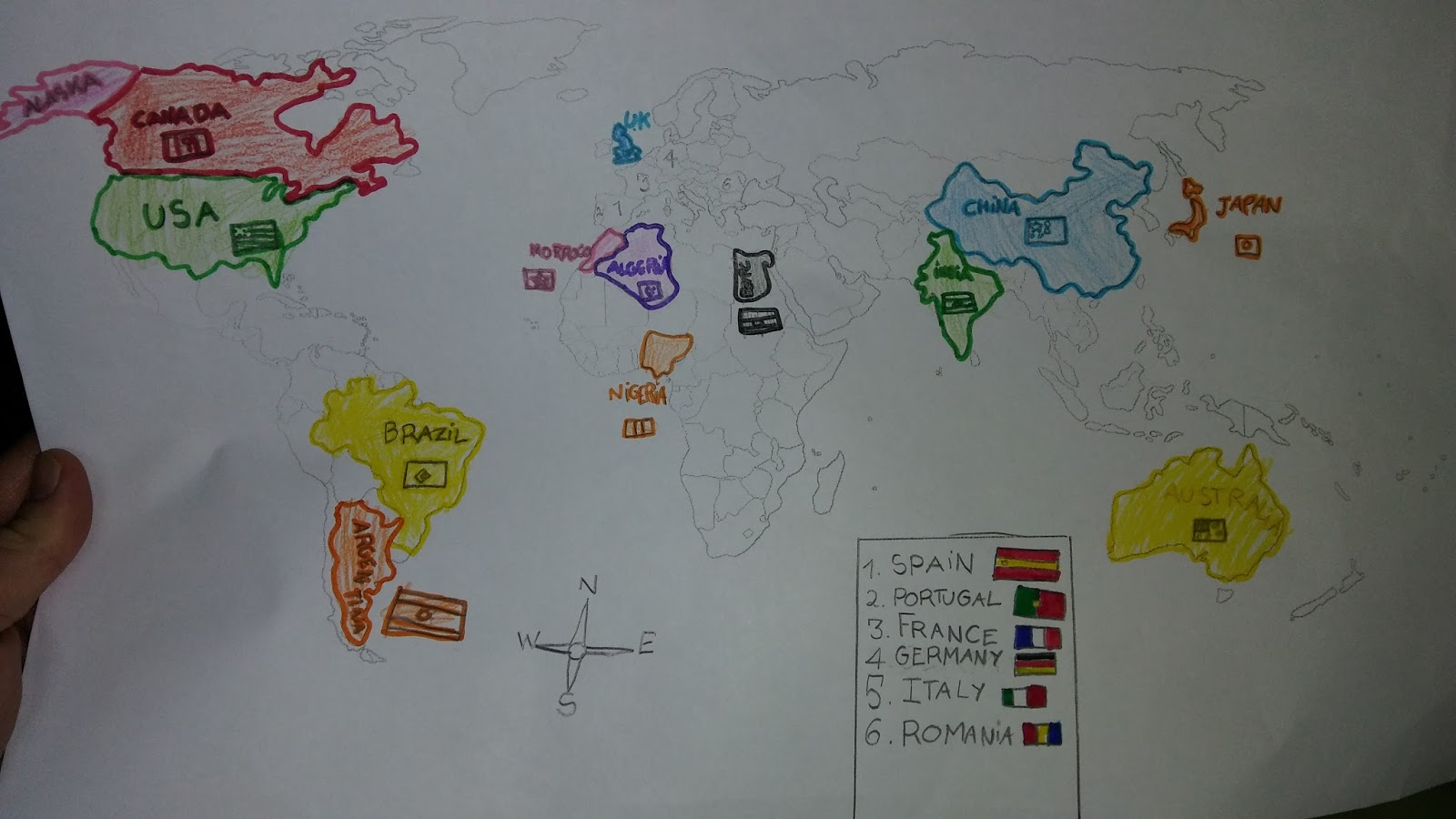 Los toranautas world map countries world map countries gumiabroncs Image collections