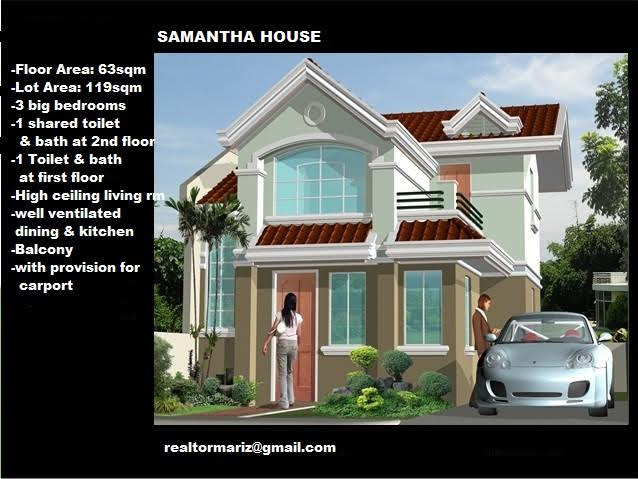 Samantha model house