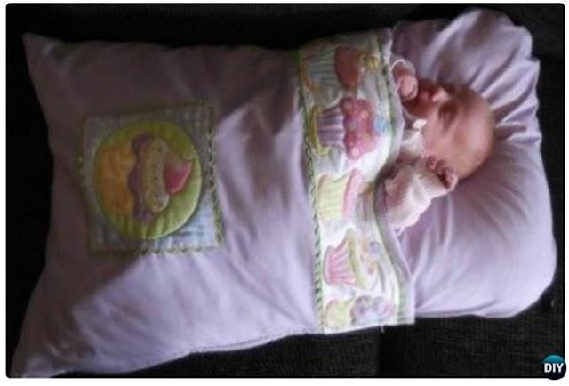 bebeklere el yapımı hediye fikirleri