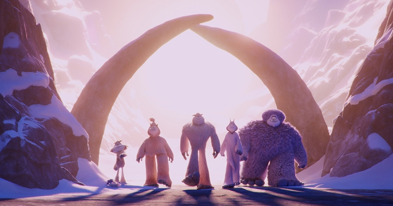 Smallfoot, Warner Bros. Pictures, Movie Review by Rawlins, Cartoon, Klips Malaysia,